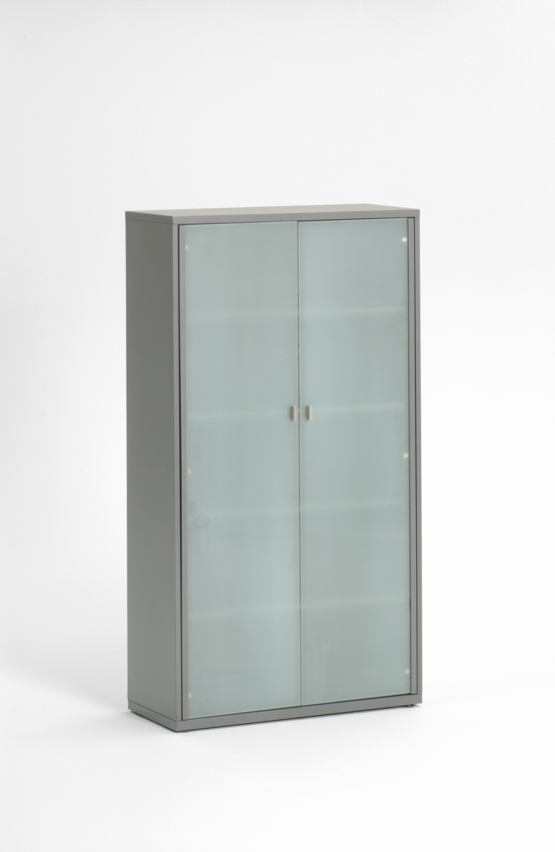 Universal Storage with glass front option