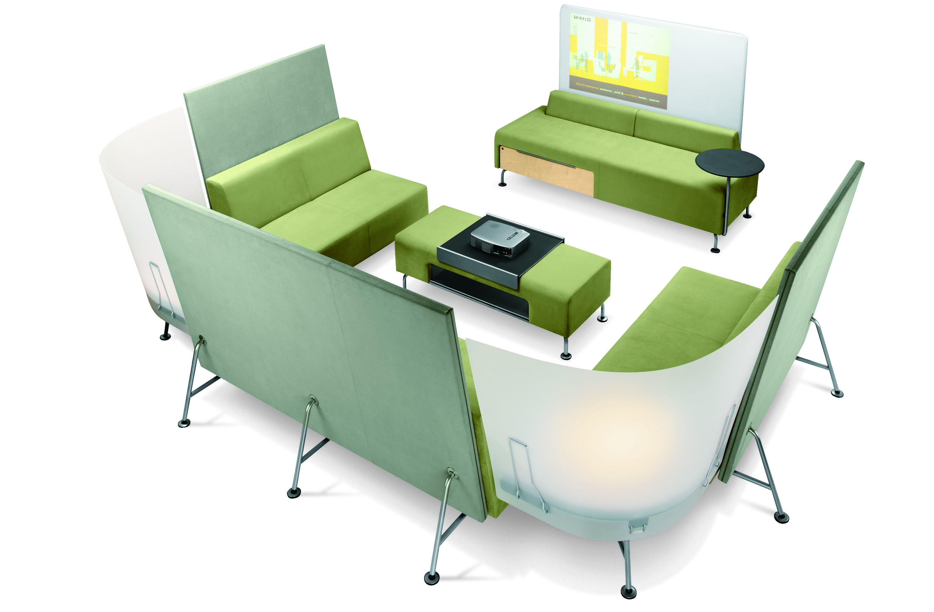 Bix Lounge Chairs