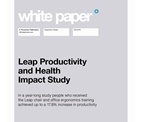 Leap health impact study