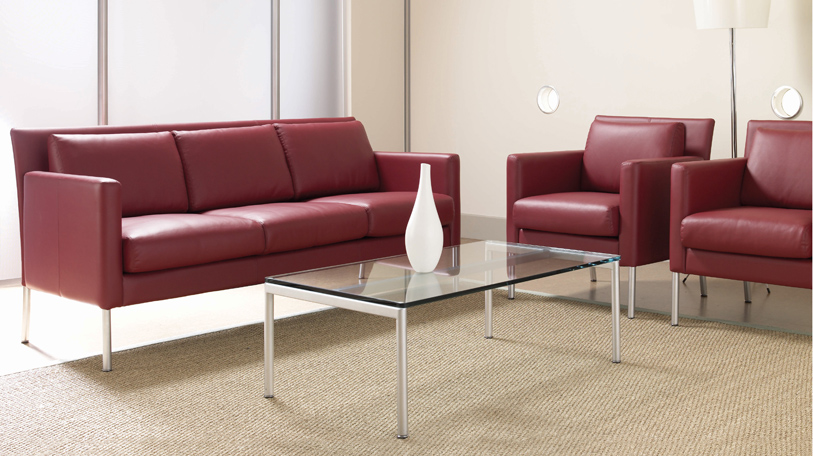 The Switch Lounge collection makes any setting feel welcoming; at home, in the office or in the lobb