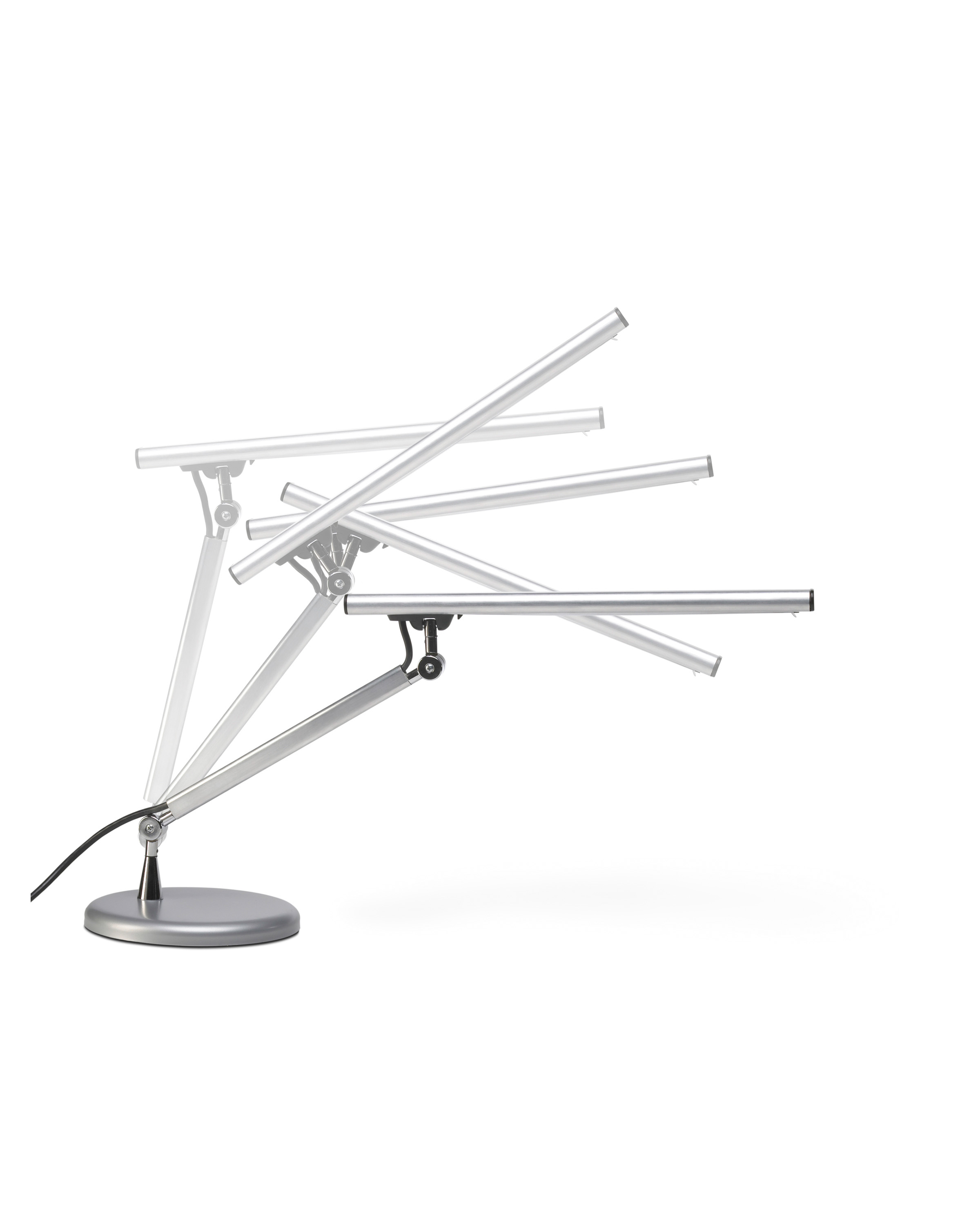 Personal Underline Freestanding Mount ( three points of articulation provide an infinite number of positions)