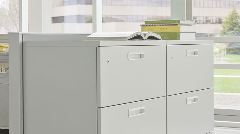 Universal Storage Lateral Files with c:scape pulls