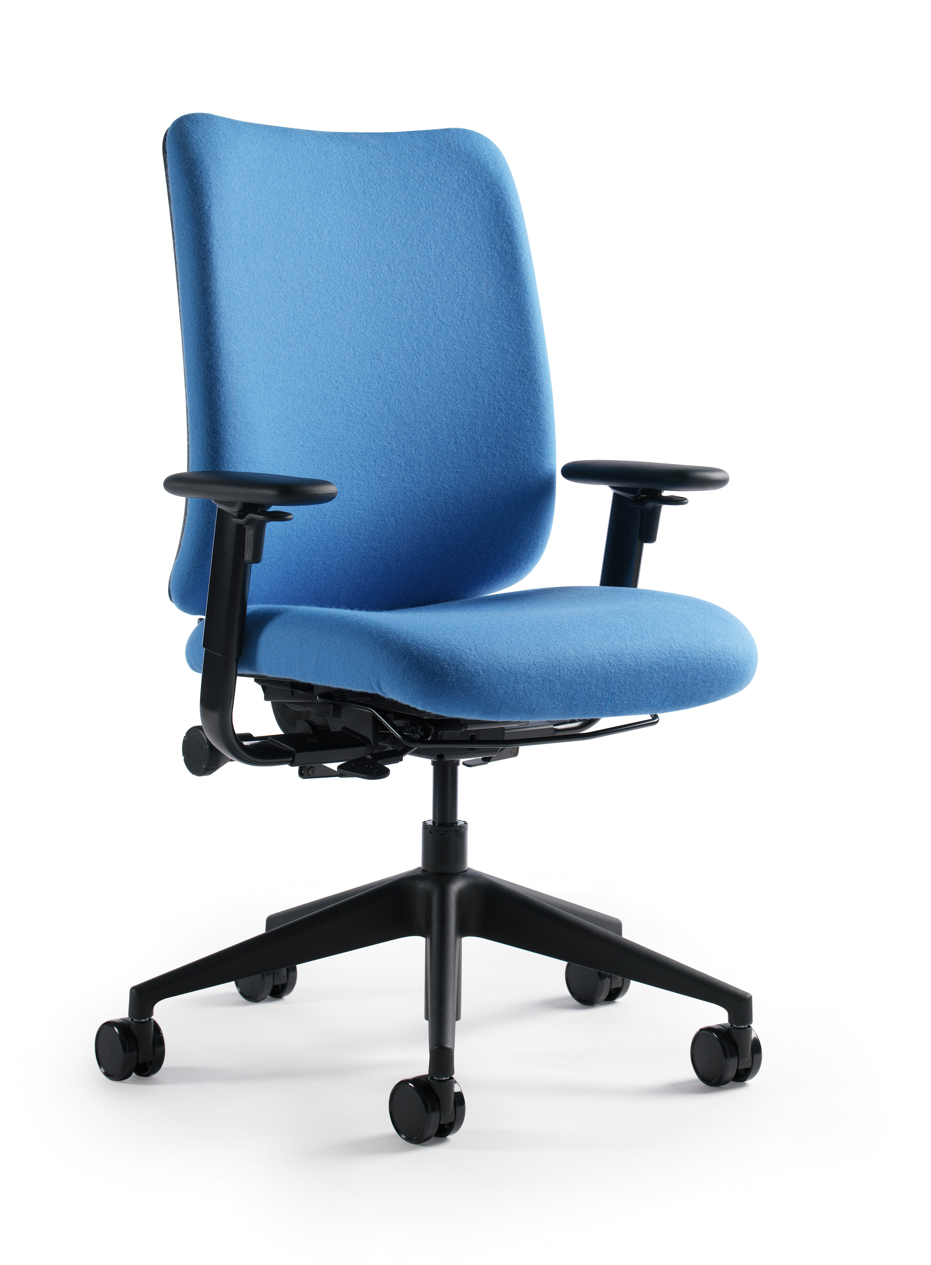 Crew Task Chair with arms by Turnstone