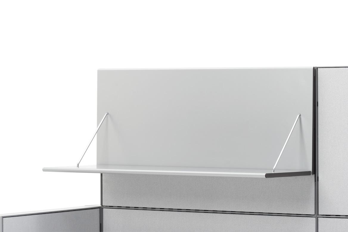 Universal L-Shelf