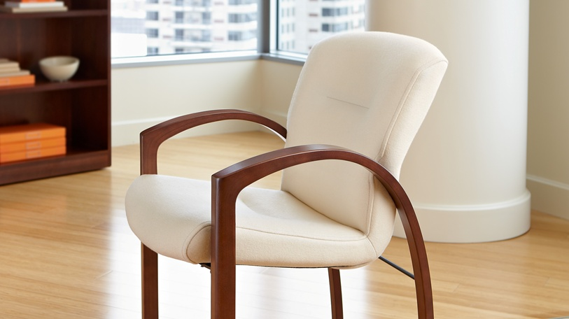 Gentry guest chair