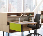 Open-Plan Workstations