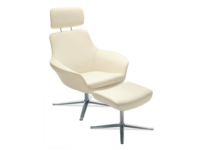 Bob Lounge Chair with Ottoman