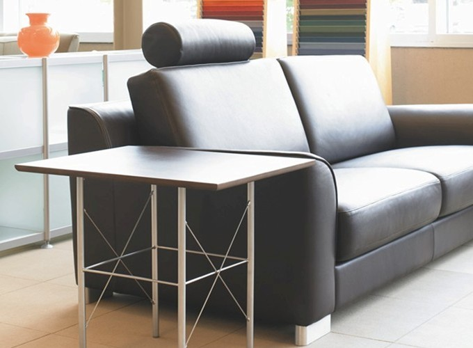 Calm Table with Lazlo Sofa