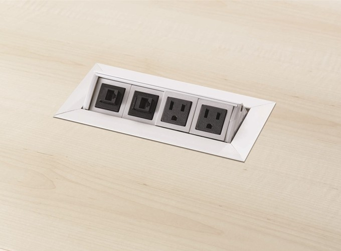 Enea Table Power Strip