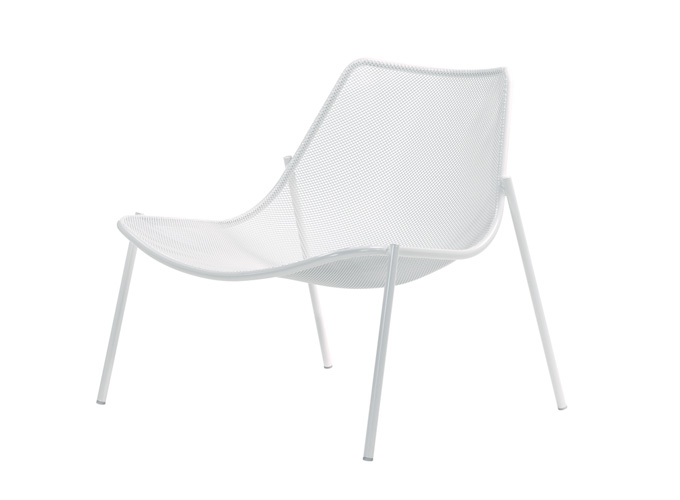 Emu Round Chair