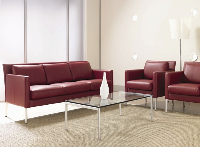 Switch Lounge Seating with Switch Table